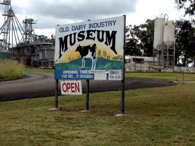 The Queensland Dairy & Heritage Museum